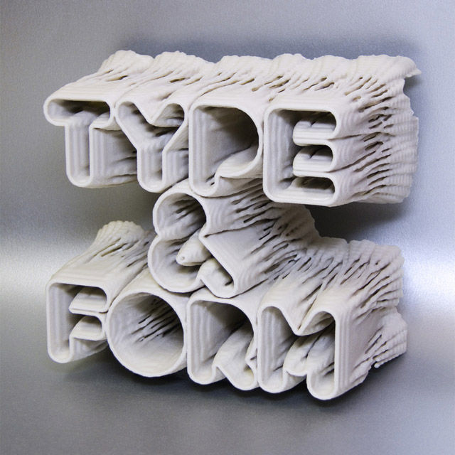 Type & Form - today and tomorrow