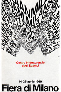 Flickr Photo Download: 1960s Advertising - Poster - Fiera di Milano (Italy)