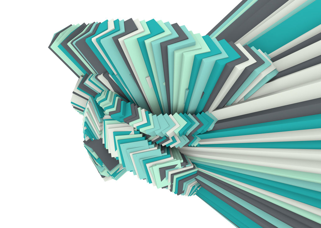 Flickr Photo Download: Generative Knot