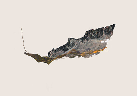 FFFFOUND  Landscapes on the Behance Network