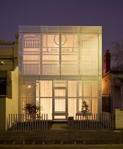 The Perforated House by Kavellaris Urban Design »  CONTEMPORIST