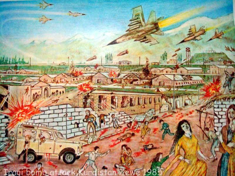 Flickr Photo Download: ?????  kurd kurdistan Iraqi bomb attack Zewe 1985