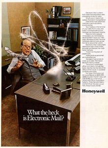 """What the Heck is Electronic Mail?"" — Global Nerdy"