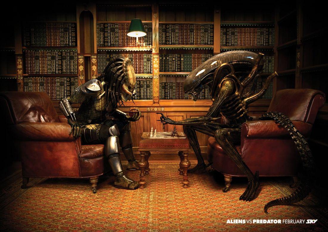 Alien Vs Predator | Sci Fi Scoop