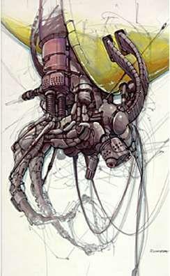Robota: Artwork