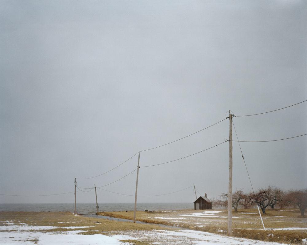 Colonized Waterways - Lake Ontario : Michael Fuchs