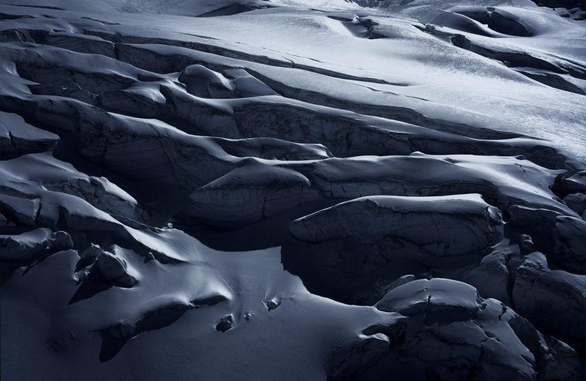 Mocafico: Glacier · FIELD Immersive Interactive Installations