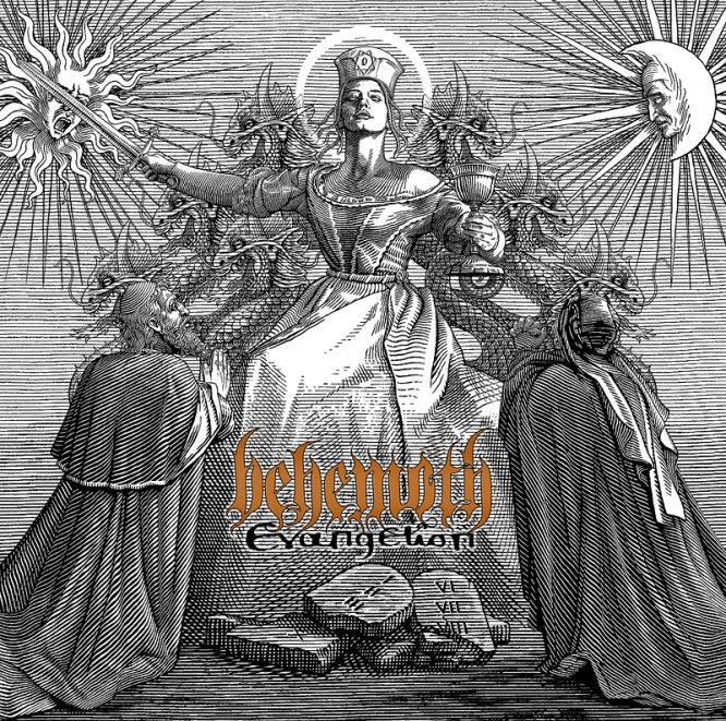 Teufel's Tomb » Metal News » Behemoth: New Album Artwork, Release Date Revealed