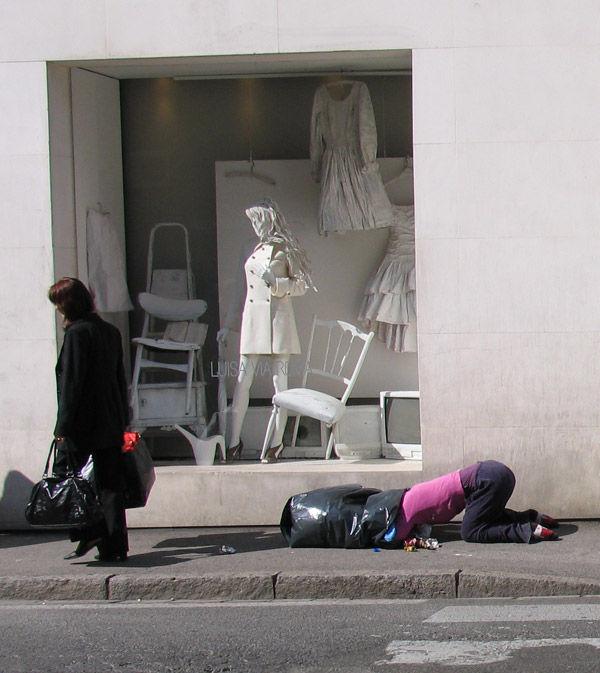 Mark Jenkins: Street Installations
