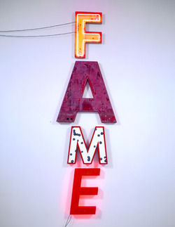 Thinking About Art: Who Owns Letters?