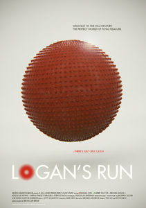 Flickr Photo Download: Logan's Run poster