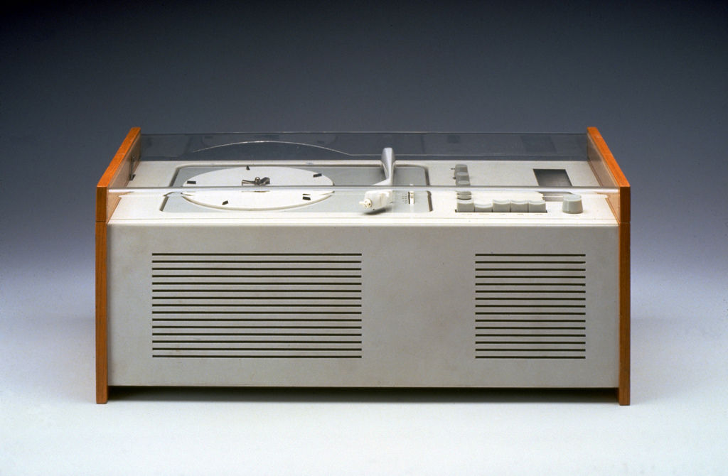 Flickr Photo Download: SK 4 radio-phone 1956 Braun, designed by Dieter Rams..