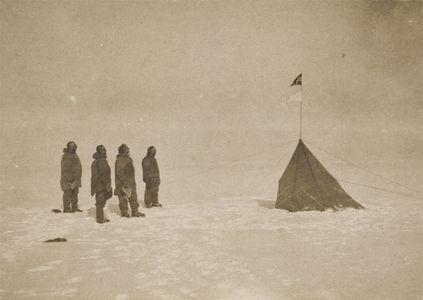 Hallada la ?nica foto del explorador Amundsen en el Polo Sur - ELPA?S.com