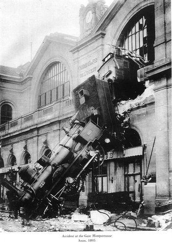 Train Wreck sur Flickr : partage de photos