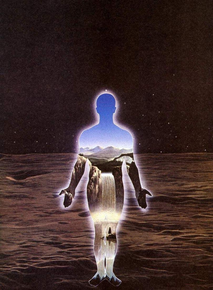 Peter Goodfellow - The Illustrated Man (Ray Bradbury).JPG (image)