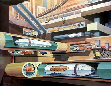 Flickr Photo Download: Future Subway