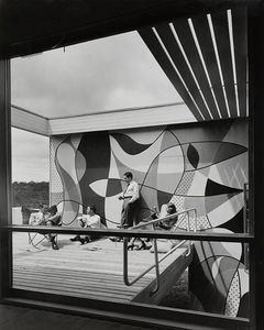 Téléchargement de photo Flickr : Rose Seidler House, Wahroonga, Sydney, 1951   photographed by Marcel Seidler