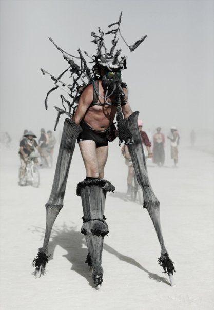 Burning Man 2009 on the Behance Network