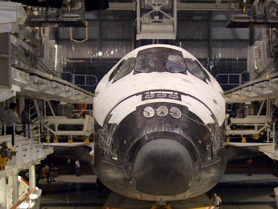 NASA - Ready to Roll