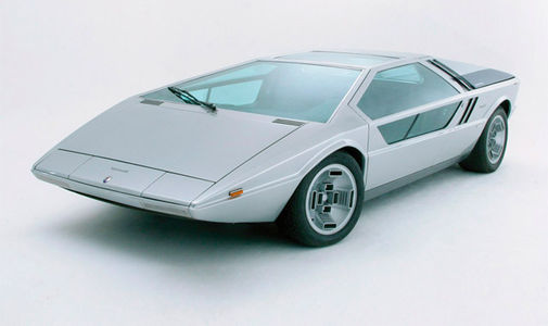 Maserati Boomerang - today and tomorrow