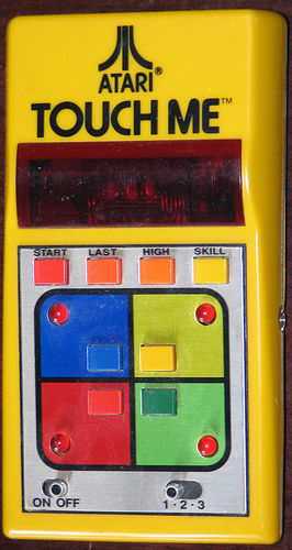 "Atari ""Touch Me"" Game on Flickr - Photo Sharing!"