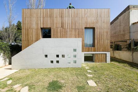 :: clicarQ | fotografia de arquitectura :: |   Casa La Roca