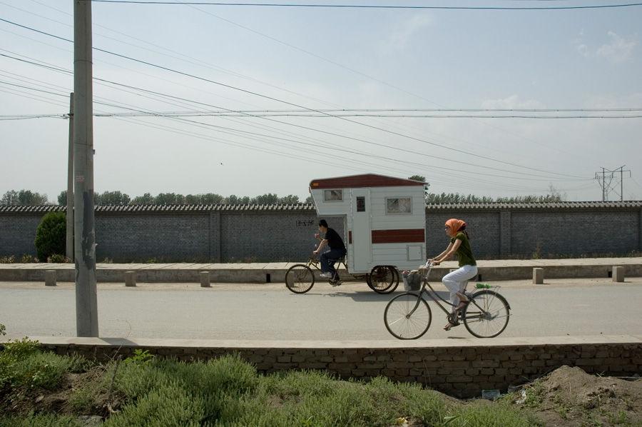 Camper Bike :