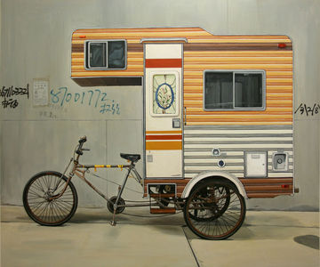 Camper Bike :