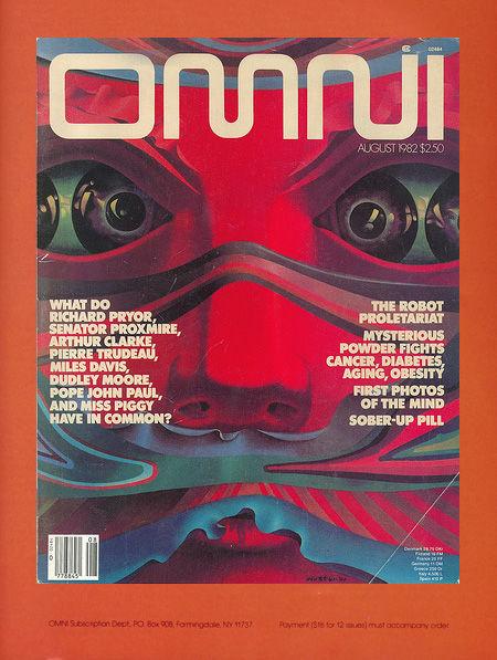 ISO50 - The Blog of Scott Hansen   » Omni Magazine Covers