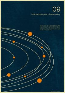 BEGINBEING: curated inspiration: international year of astronomy by simon page