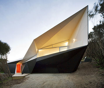 mcbride charles ryan: klein bottle house
