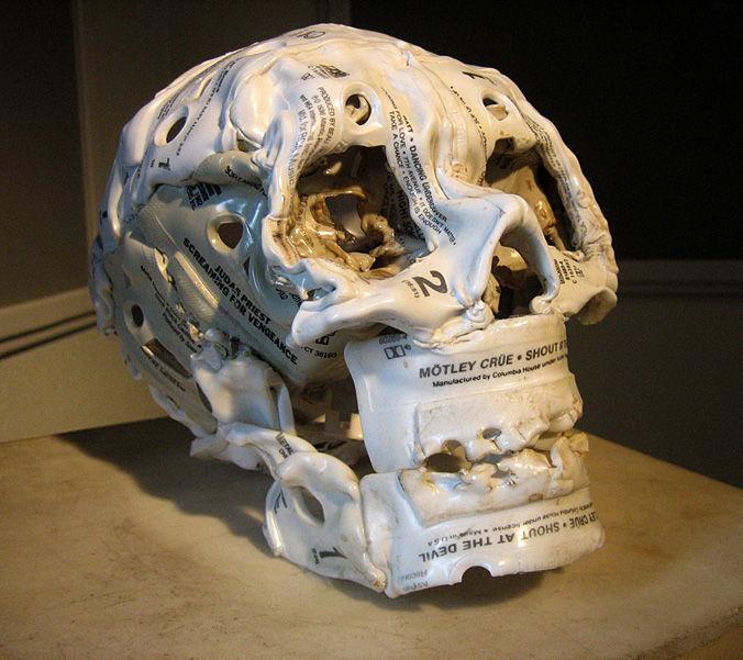 Designaside » Gli oggetti riciclati di Brian Dettmer