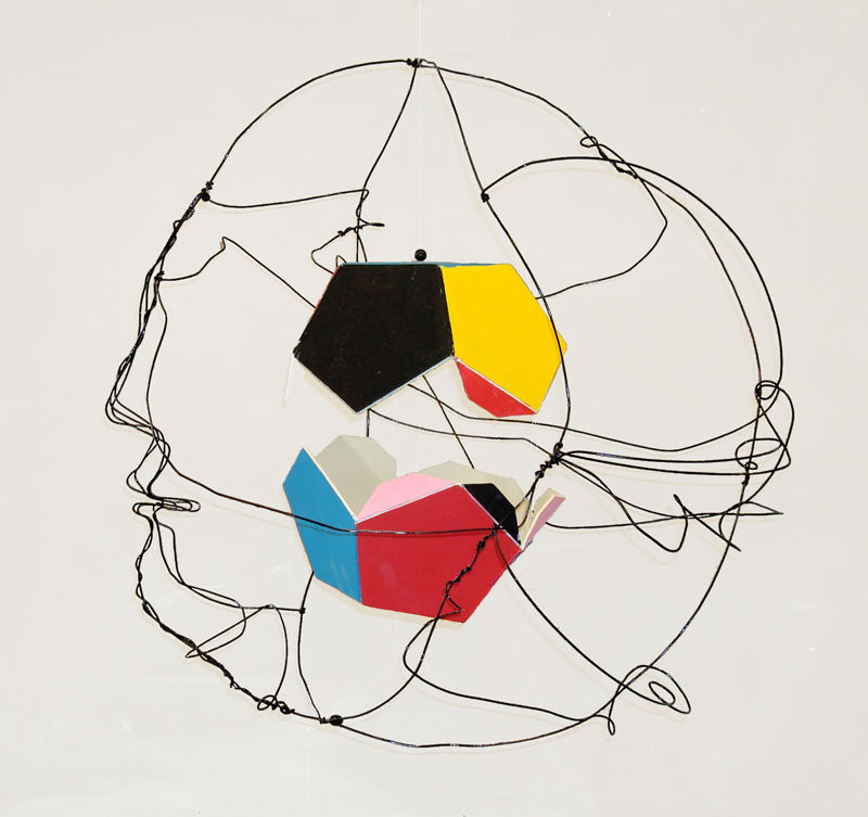 Flickr Photo Download: Head with Dodecahedron inside- cabeza con dodecaedro