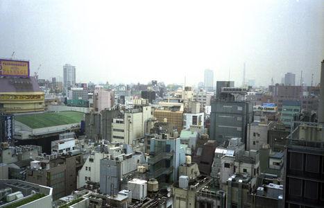 TOKYO : JAMES RYANG