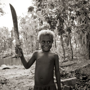 Flickr Photo Download: I'm a strong boy! Papua New Guinea