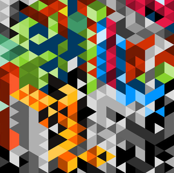 Fragments of city on the Behance Network