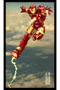 Ironman by `diablo2003 on deviantART