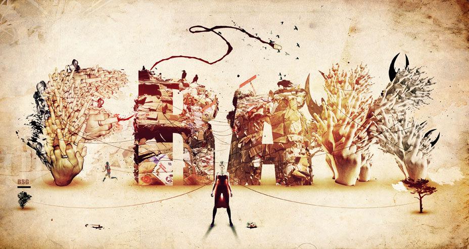 Design Interview: Vladimir Tomin  Abduzeedo  Graphic Design Inspiration and Photoshop Tutorials