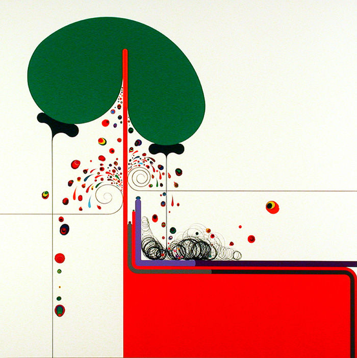 Paul Henry Ramirez - Works - MARY BOONE GALLERY: IN FULENT FORM -