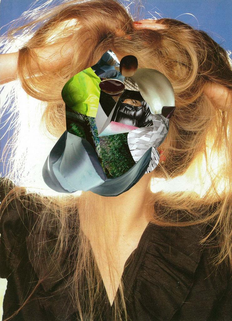 Flickr Photo Download: Ladies Mask