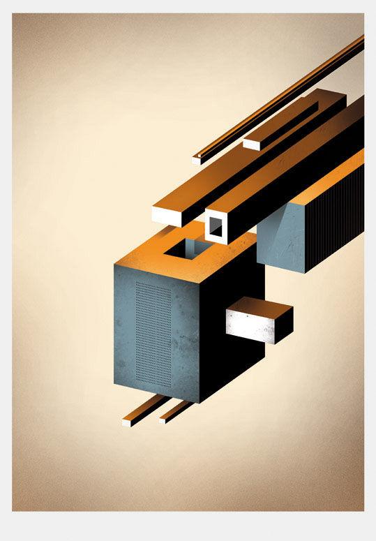 Borja Bonaque : Structures