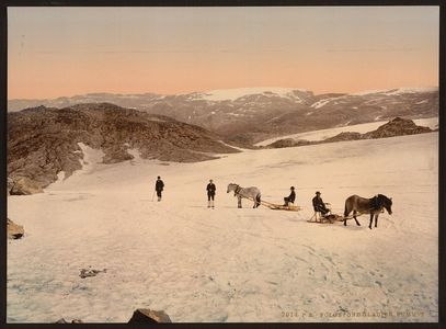 Flickr Photo Download: [Folgefond Glacier, Hardanger Fjord, Norway] (LOC)