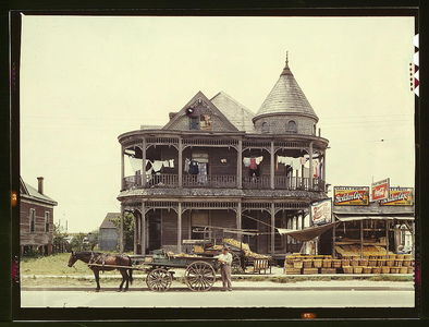 Flickr Photo Download: House, Houston, Texas (LOC)