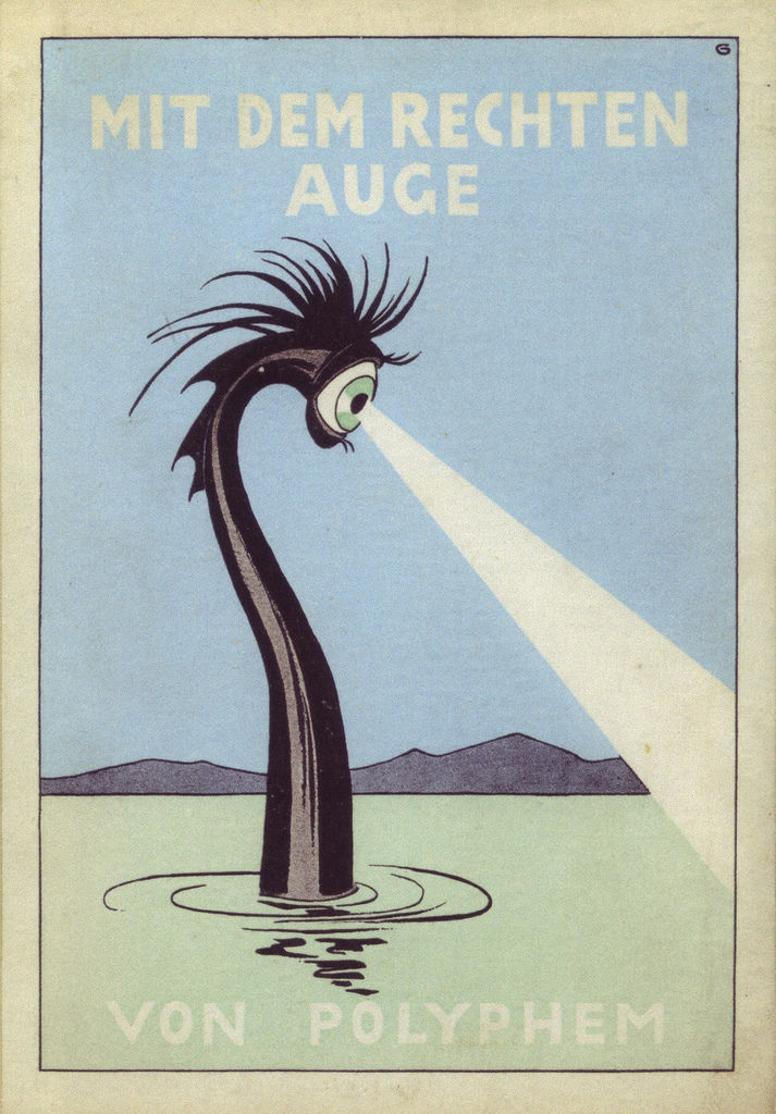 Flickr Photo Download: Illus. and design by Oskar Garvens, book cover, Germany, 1925