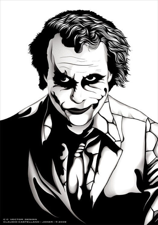 JOKER on the Behance Network