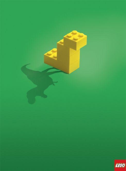 Lego Ad Campaign by Blattner Brunner | Trend.Land -> Fashion Blog