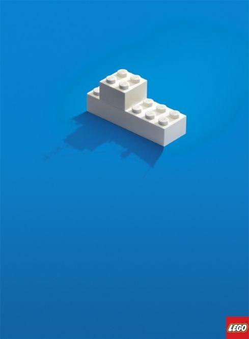 Lego Ad Campaign by Blattner Brunner | Trend.Land -> Fashion Blog