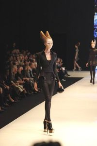Flickr Photo Download: Alexander McQueen S S 10