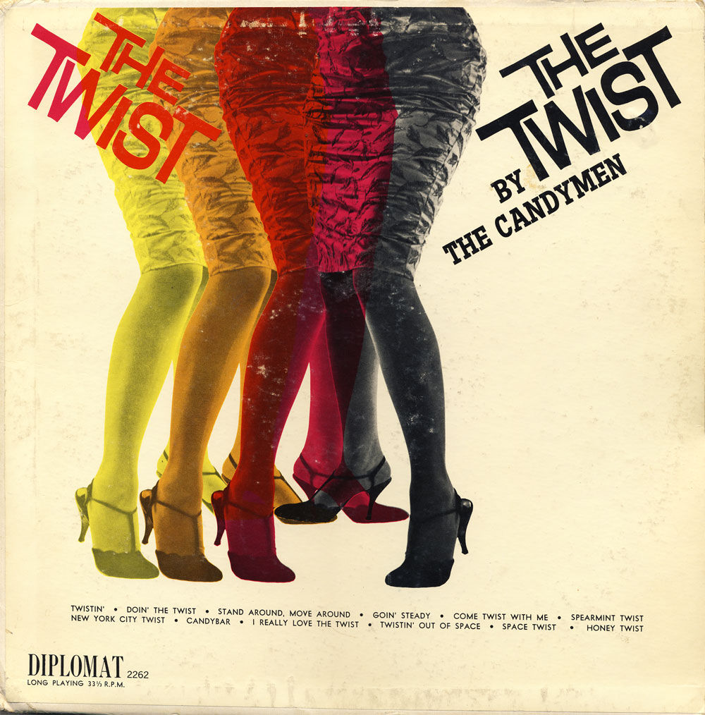 Flickr Photo Download: Candymen - The Twist