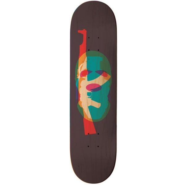 Neil Chow 'Villain' Skateboards « Format Magazine Urban Art Fashion